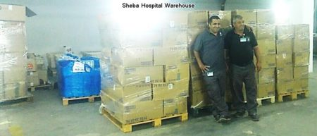 Israel's Largest Hospital Receives Supplies from Our ...