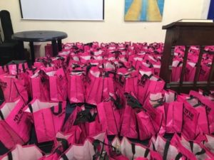 Passover Food Distribution Bags