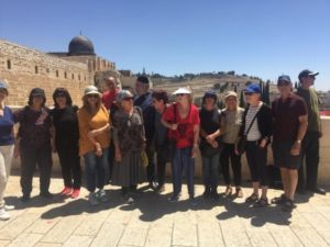 Israel Relief Aid June Jerusalem Tour for impoverished Israelis