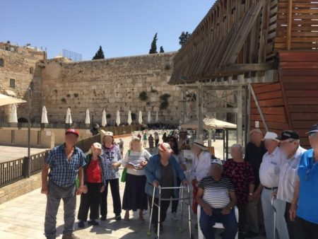 Israel Relief Aid Jerusalem Tour