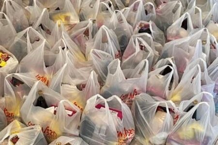 Passover Food Bags for Holocaust Survivors